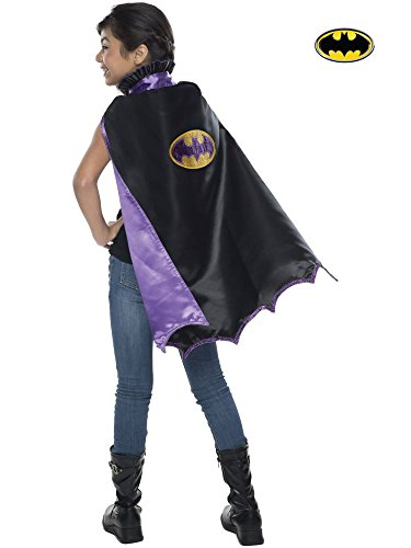 Rubie's Costume DC Superheroes Batgirl Deluxe Child Cape
