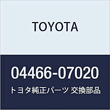 Toyota 04466-20020 Disc Brake Pad