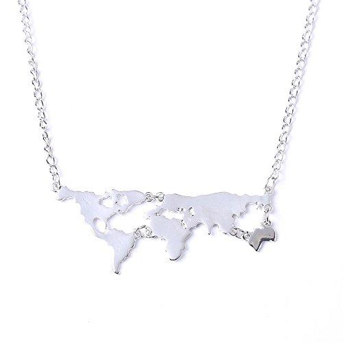 hua-yang-women-new-fashion-vintage-charm-necklace-unique-globe-world-map-pendant-chain-necklace-silv