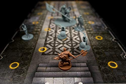 """Steamforge Games, SFGD001 -Gioco da Tavolo, """"Dark Souls"""" (Versione Inglese)"""