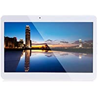 10.1 Inch 2.4GHz White Android 4.4 Tablet Dual Core 1024X600 1GB RAM+ 16GB ROM