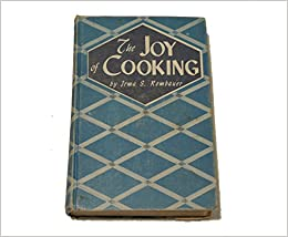 JOY OF THE COOKING