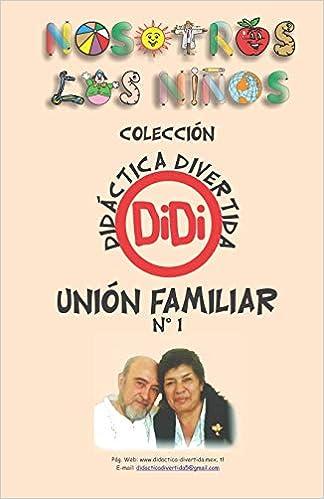 Unión Familiar 1 Didáctica Divertida Spanish Edition Víctor