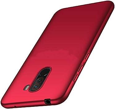 EYYC Xiaomi Pocophone F1 Funda, Cubierta Delgado Caso de PC Hard ...