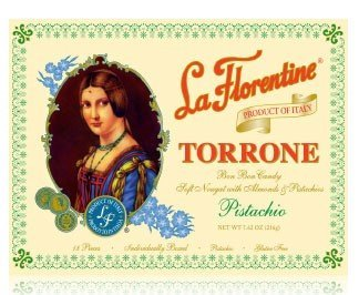 (Pack of 3) La Florentine - 18pc Pistachio Torrone by La Florentine