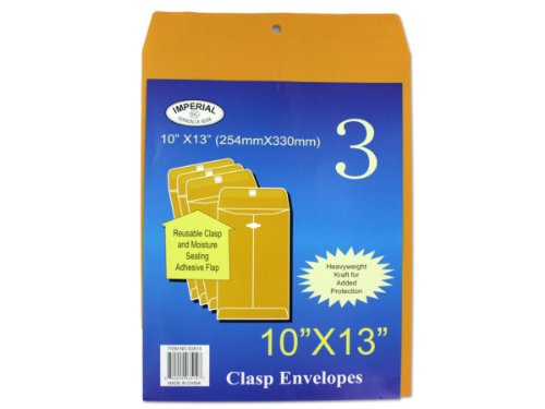 Large Manila Clasp Envelopes Computers, Electronics, Office Supplies, Computing by bulk buys
