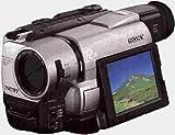 "Sony CCD-TRV85 Hi8 8mm Hi-Fi Stereo Video Camera Handycam with 3.5"" LCD"