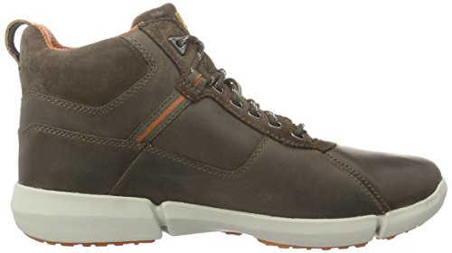 Para Botines mushroom Gtx Up Triman Leather Hombre Clarks Marrón wFIvq