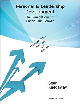 Personal and Leadership Development Workbook by Sean Reddaway (2014-09-25)