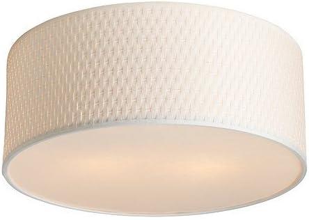 Ikea aläng plafón 35 cm: Amazon.es: Iluminación