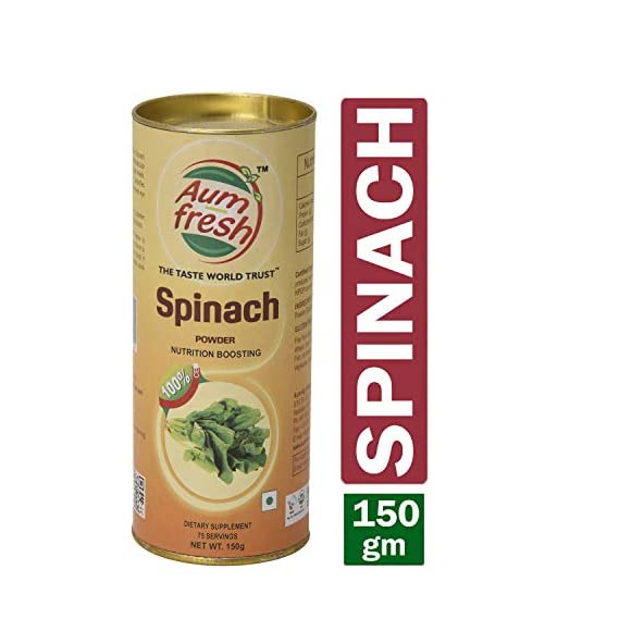 All Herbs & Seasonings (Spinach, 150 Gm - Can)