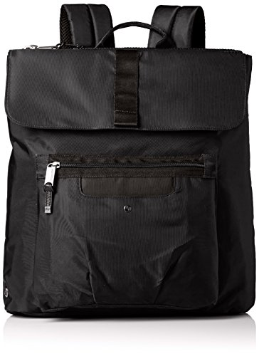 Baggallini Skedaddle Laptop Backpack, Black