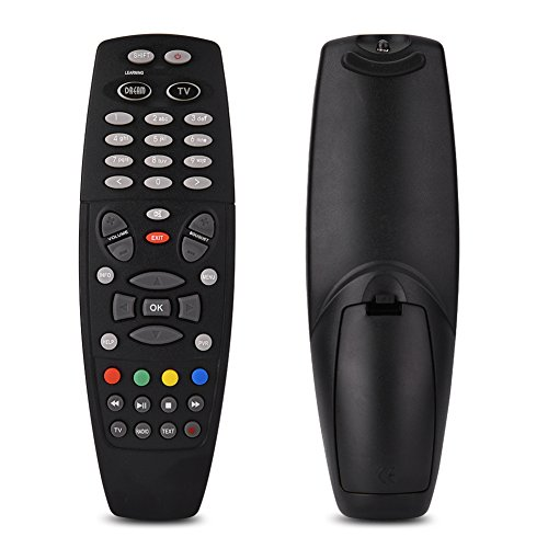 Set Top Box Remote Control for Dreambox DM800, Universal Remote Control Replacement for Dreambox 800HD 800SE DM800 Smart TV Set-Top Box