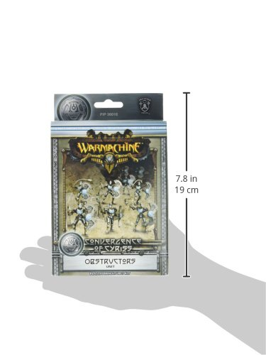 Privateer Press - Warmachine - Convergence: Obstructors Model Kit 5