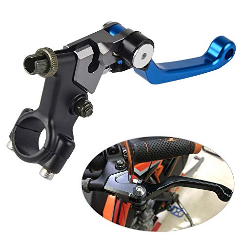 Calap-Store - Shorty Left Clutch Lever for Yamaha MX175 MX100 MX 250 125 IT490 IT465 IT425 IT400 IT250 IT200 IT175 IT125 DT 80 400 360 DT250 - - Amazon.com
