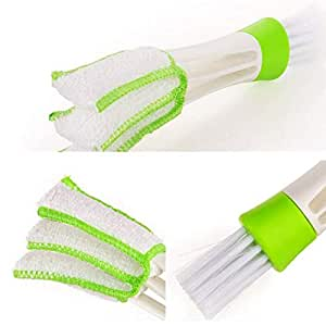 Dust cleaner for car AC outlet