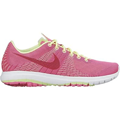 2b14c3d9be38 Nike Flex Fury (GS) 705460-600 Pink Pow  Vivid Pink Running Shoe