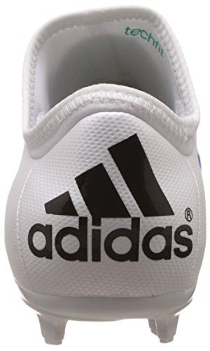 Adidas de X Botas AG Verde para 2 Hombre 15 Seliso FG Negbas Negro Ftwbla fútbol Blanco TUTdqYrw