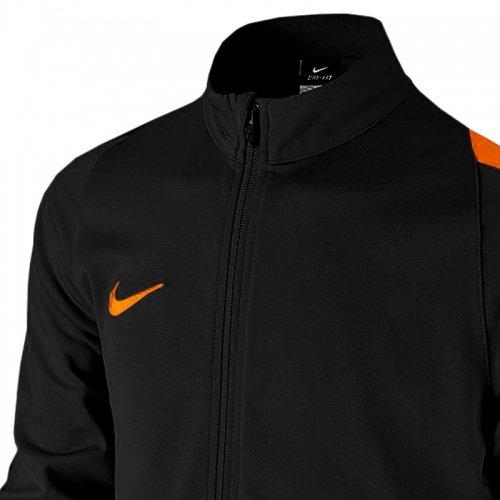 a8e23f91ab Nike Rev Knt Tracksuit BLACK BLACK TOTAL ORANGE TOTAL Size S  Amazon.co.uk   Sports   Outdoors
