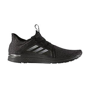 adidas Performance Women's Edge Lux W Running Shoe, Black/White/Dgh Solid Grey, 9 M US