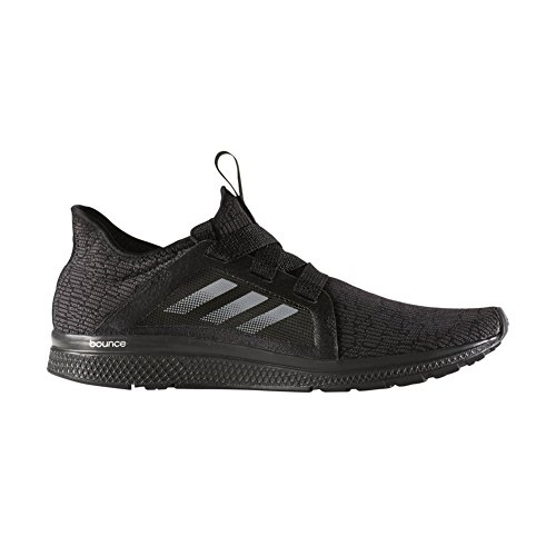 adidas Performance Women's Edge Lux W Running Shoe, Black/White/Dgh Solid Grey, 9 M US