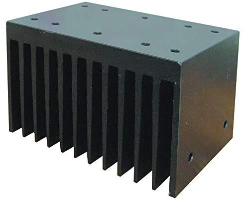 RHS320 - Heat Sink, RHS Series, 0.4 C/W, Panel, 240 mm, 93 mm, 100 mm (RHS320)
