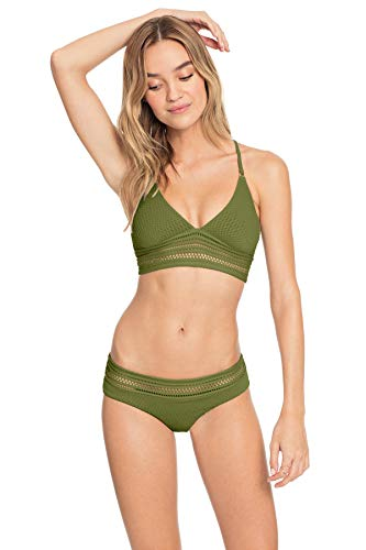 Used, Robin Piccone Women's Perla Banded Triangle Bikini for sale  Delivered anywhere in USA