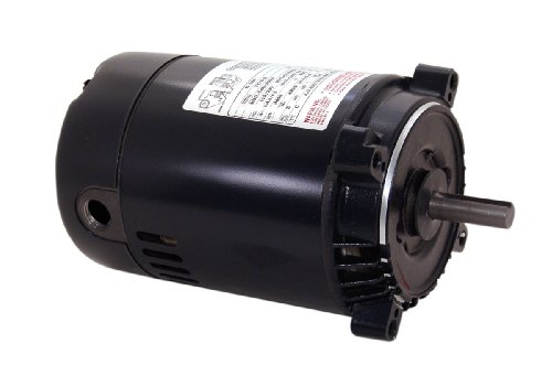 A.O. Smith K1032 3 HP, 208-230 Volts, 14.5/13.8 Amps, 1.15 Service Factor, 56J Frame, CCWPE Rotation Jet Pump Motor (56j Motor Frame)