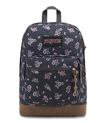 (JanSport Right Pack Expressions Laptop Backpack - Tiny Blooms)