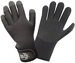 XS Scuba's popular Bug Grabber has a complete redesign for 2016. The fingertips have been redesigned and covered with Kevlar material. New patters provide an improved fir to enhance your grip and dexterity.