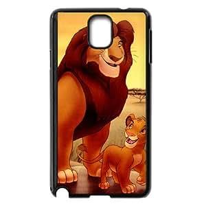 Samsung Galaxy Note 3 Cell Phone Case Black Lion King 002 JSY4272764KSL