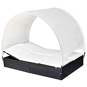 41Fv88vp4%2BL._SS300_ 75+ Outdoor Wicker Daybeds For Your Patio For 2020