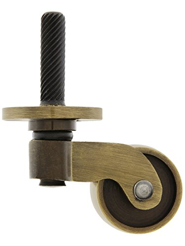 Brass Chair Casters - 9