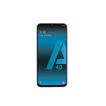 SAMSUNG Galaxy A40 - Smartphone Portable débloqué 4G (Ecran: 5, 9 ...