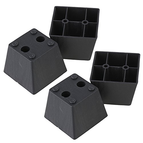 bqlzr-60-x-75-x-55mm-trapezoid-black-plastic-furniture-legs-feet-for-sofa-couch-and-chair-pack-of-4
