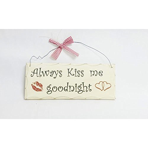 Wooden Always Goodnight family parents product image