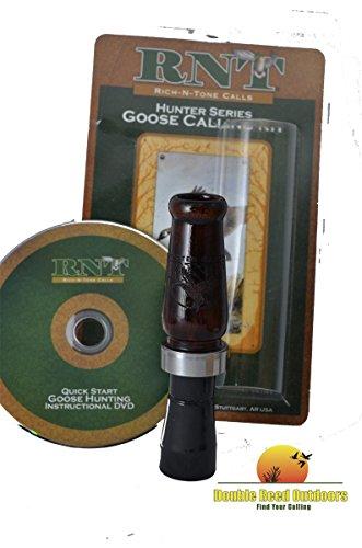 RNT Hunter Goose Call Instructional DVD Combo