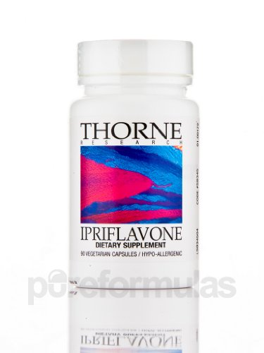 Thorne Research Ipriflavone 90 capsules végétariennes