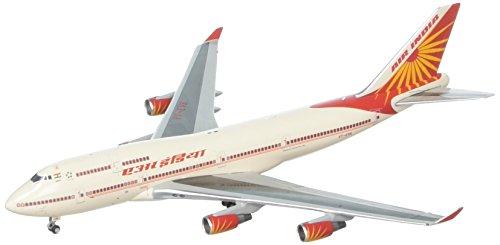 GeminiJets Air India B747-400 VT-EVA 1:400 Scale Diecast Model Airplane