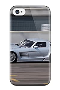 Diy Yourself case Mercedes Sls Amg 25/ Fashionable lXfqapDH5AY case cover For Iphone 4/4s