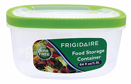 Frigidaire Plastic Container Rubberized Protection