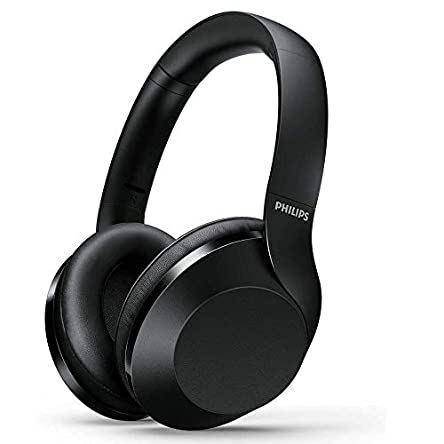 PHILIPS Noise Cancelling Headphones Wireless Bluetooth...