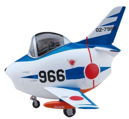 Hasegawa 'Egg Plane F-86 Sabre Blue Impulse Model Kit TH16