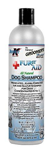 - Groomers Edge Furst Aid Shampoo, 16-Ounce