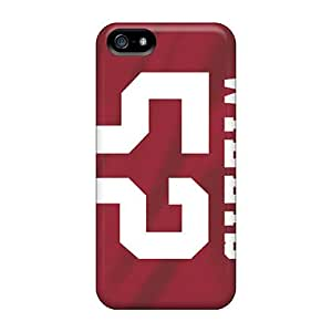 Hot Tpye San Francisco 49ers Case Cover For Iphone 5/5s