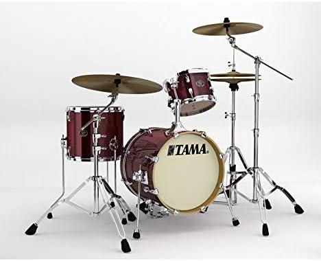 Tama Silverstar vd36mws-drp Dark Cherry Wine – Batería acústica 3 Fûts (sin caja Claire ni accesorios): Amazon.es: Instrumentos musicales