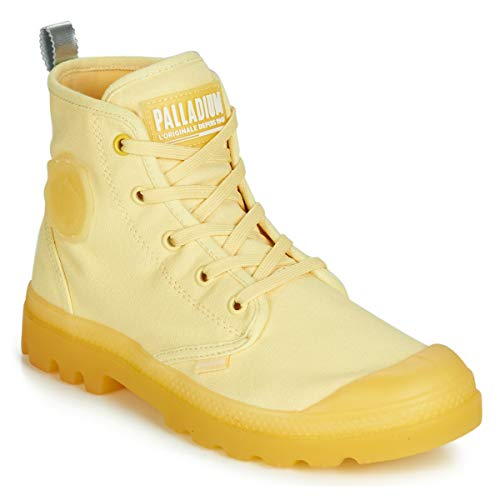 Corn Para Altas Palladium multicolore Pop T05 W Zapatillas Pampalicious Mujer Amarillo qUIzF