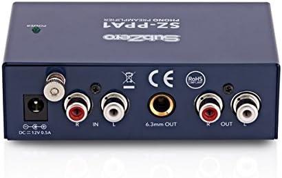 SubZero Preamplificador de Phono: Amazon.es: Instrumentos musicales