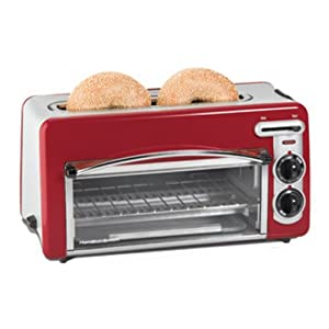 Hamilton Beach Toastation 2-Slice Toaster and Mini Oven 41FvG2f 2BlcL