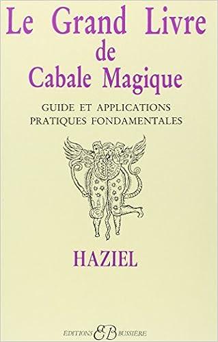 Livre gratuits en ligne Le grand livre de cabale magique pdf, epub ebook